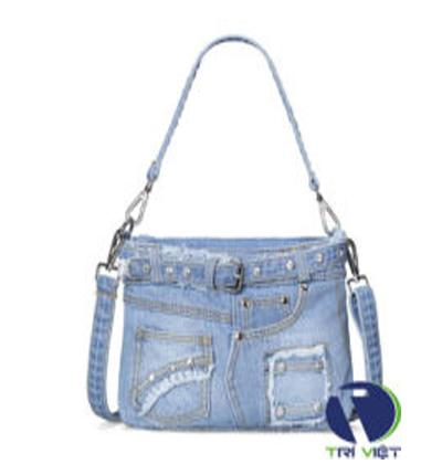 Túi xách nữ vải jean thời trang