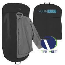 Túi vải không dệt đựng áo vest, comple