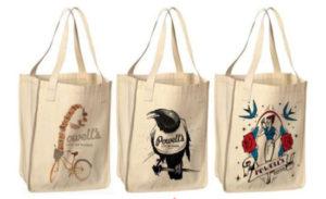 Túi vải bố là phương tiện marketing thương hiệu tuyệt vời cho doanh nghiệp