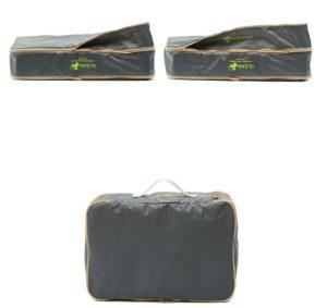 Túi đựng quần áo bằng vải bố tại Trí Việt với nhiều kiểu dáng khác nhau, chất lượng và giá thành cạnh tranh