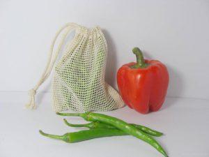 Túi vải bố đựng hoa quả ngày càng được các cửa hàng bán hoa quả tươi sử dụng nhiều, túi kiểu dáng sang trọng, và khả năng chịu lực tốt.