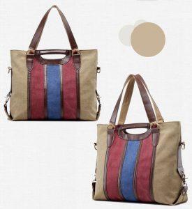 Túi với giá vô cùng rẻ, lại tiện dụng, phong cách và không bị lỗi thời. Khi mang chiếc túi vải bố big size để đi ra ngoài thì sẽ không kén đồ như túi xách khác