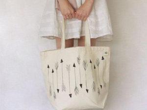 Với nguyên liệu từ sợi thiên nhiên nên túi vải bố rất an toàn với con người, và thân thiện với môi trường
