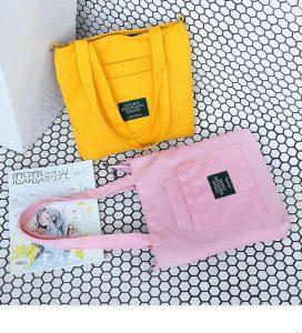 Với những kiểu túi đơn giản, không cầu kỳ, kiểu dáng độc đáo, nhiều công dụng và tính chất hữu ích túi vải bố ngày càng được khách hàng trên thế giới và trong nước lựa chọn để sử dụng.
