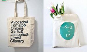 Nên chọn những chiếc túi vải bố có đường nét thiết kế tinh xảo, họa tiết đẹp, màu sắc phù hợp với chính bản thân.