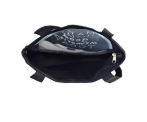 Túi vải bố đen trơn chất lượng, giá rẻ tại cơ sở may túi vải bố Trí Việt