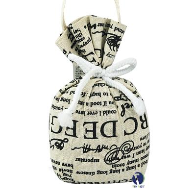 Túi vải bố đựng bánh kẹo