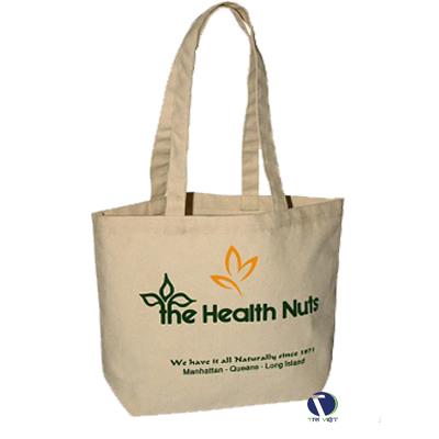 Túi vải bố sử dụng cho bệnh viện