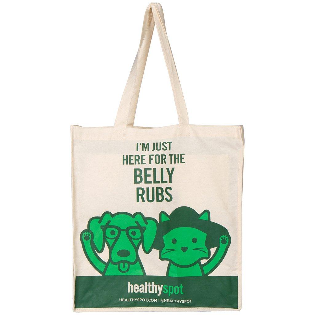 Túi vải bố sử dụng trong bệnh viện, phòng khám, trạm y tế Trí Việt chất lượng, giá rẻ