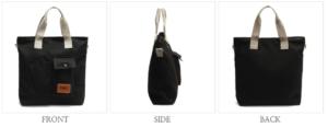 Túi vải bố được thiết kế thời trang cùng nhiều ngăn tiện dụng, giúp bạn thoải mái sắp xếp đồ đạc, vật dụng cá nhân khi ra ngoài.