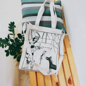 Một chiếc túi vải bố phù hợp sẽ làm bạn trở nên đẹp hơn và tự tin hơn