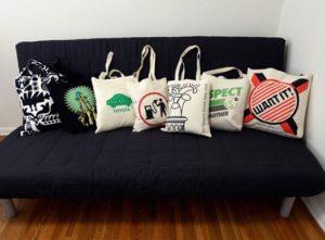 Túi vải bố dành cho teen tại Trí Việt chất lượng, giá rẻ nhất