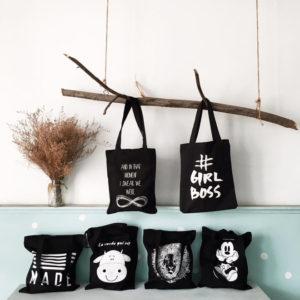Túi vải bố rất đa dạng, có khá nhiều loại túi vải bố đáp ứng được mọi nhu cầu của người tiêu dùng