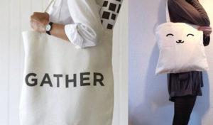 Rất nhiều doanh nghiệp sử dụng túi vải bố để làm bộ nhận diện thương hiệu mang lại hiệu quả rất cao và làm tăng mức độ tin tưởng của khách hàng đối với doanh nghiệp các bạn.