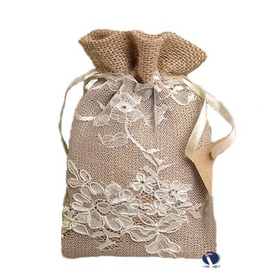 Túi vải bố trang trí