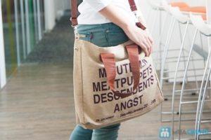 Dòng túi canvas đeo chéo luôn mang lại nhiều lợi ích khi sử dụng mà còn lại an toàn mỗi khi đi xa.