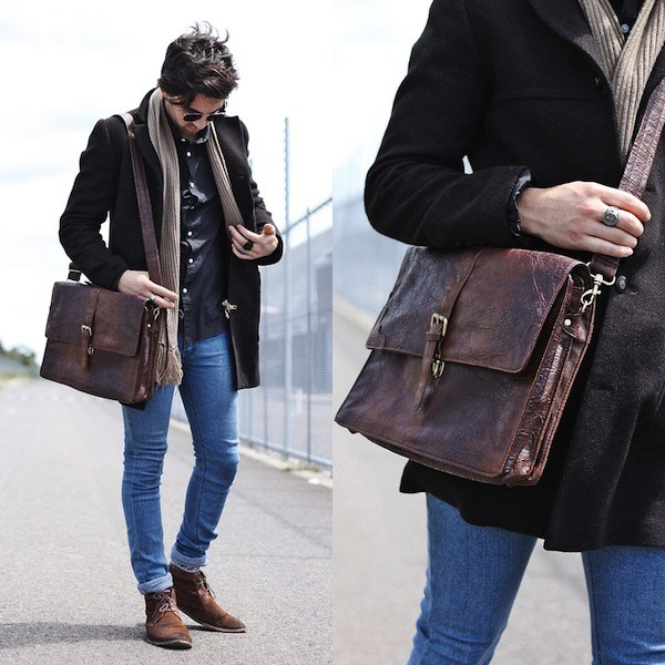 Mỗi loại túi xách khác nhau đại diện cho một phong cách khác nhau. Nhưng vẫn toát nên vẻ đẹp nam tính và hấp dẫn của nam giới.