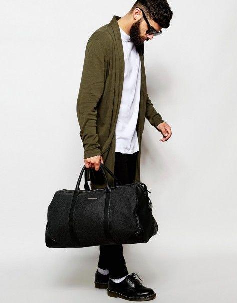 Túi du lịch holdall cho nam là sự lựa chọn lý tưởng dành cho những anh chàng ưa thể thao hoặc hay phải đi xa