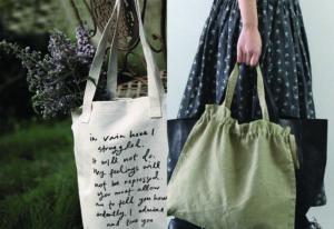 Túi vải bố là kênh quảng bá thương hiệu tốt nhất trong tất cả các loại bao bì: bởi đồ bền và khả năng tái sử dụng của nó