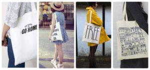Túi vải bố dạng dẹt là món đồ thiết thực trong cuộc sống của bạn, có thể sử dụng vào nhiều mục đích khác nhau