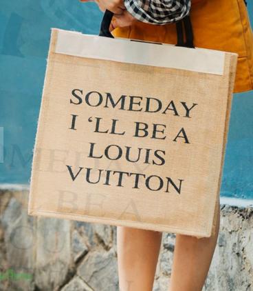 Sử dụng túi vải đay đựng sản phẩm chính là lựa chọn số một của các shop, cửa hàng thời trang