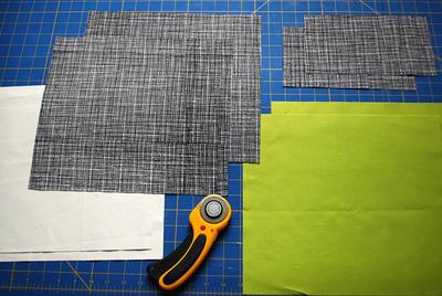 Nguyên vật liệu cần chuẩn bị để tự may túi xách vải bố độc đáo cho mùa Halloween