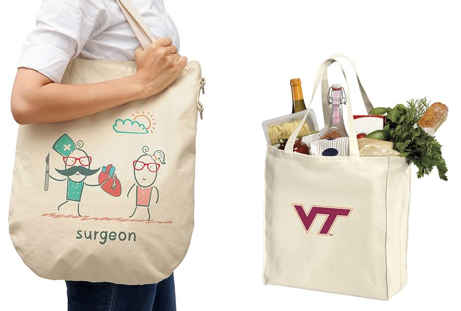 Trí Việt là địa chỉ cung cấp túi vải bố uy tín, chất lượng và giá rẻ nhất đáp ứng nhiều nhu cầu khác nhau của khách hàng