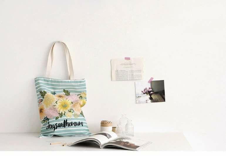 Việc in ấn nếu thực hiện phù hợp, chất lượng sẽ đem lại diện mạo mới, khác biệt và hoàn hoaro cho mỗi chiếc túi vải.