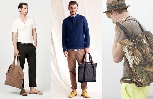 Túi vải bố đang là xu hướng lựa chọn của các chàng trai, vừa rất tiện dụng lại thể hiện được phong cách người sử dụng.