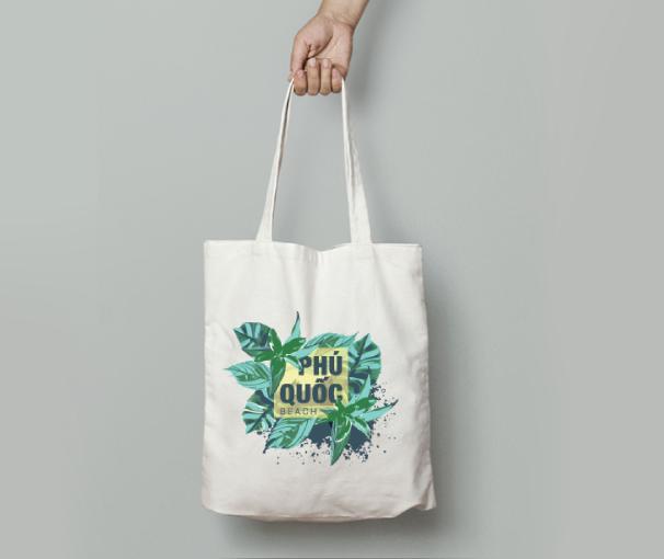 Trí Việt chuyên sản xuất, thiết kế và in ấn túi vải bố cho các shop uy tín, chất lượng