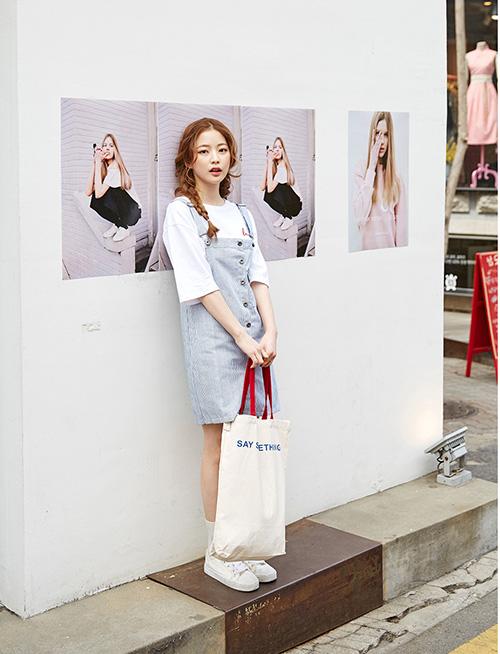 Túi vải canvas Hàn Quốc với nhiều thiết kế khác nhau, nhưng vừa thời trang, vừa hiện đại và tiện dụng