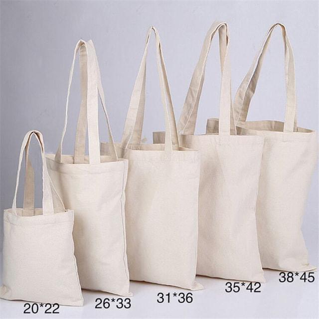 Kích thước túi vải bố đạt chuẩn mang lại giá trị marketing cho doanh nghiệp