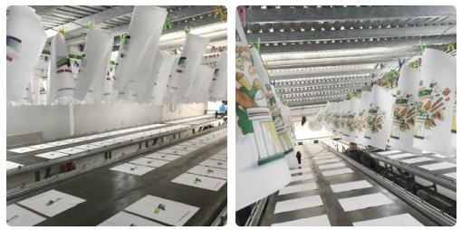 Một xưởng may túi vải bố trực tiếp sẽ giúp việc đặt hàng hiệu quả, sở hữu sản chất lượng, nhanh chóng với giá tốt đạt được dễ dàng hơn.