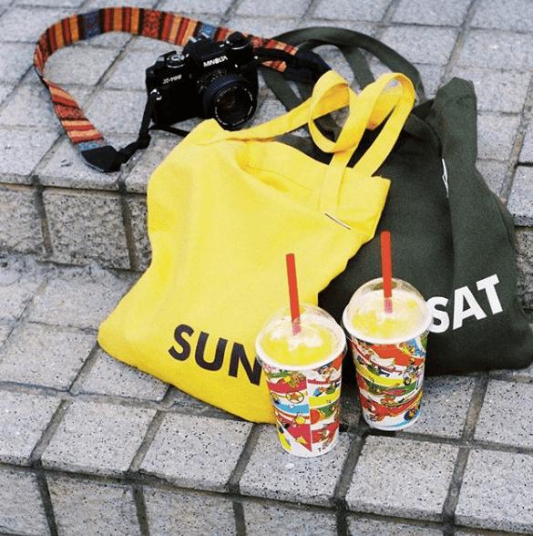 Màu sắc mang những ý nghĩa riêng và làm tăng vẻ thẩm mĩ khi được dùng để in túi vải Canvas