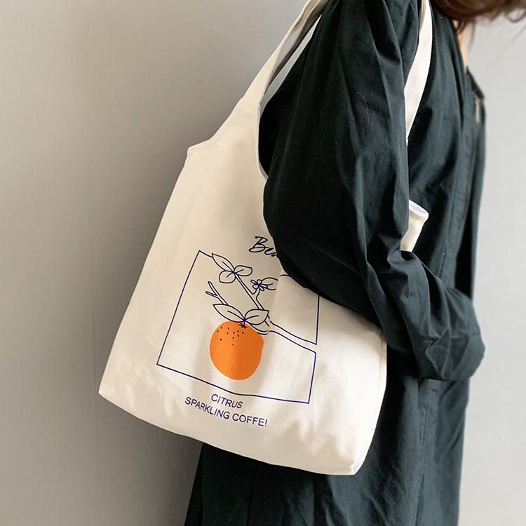Xu hướng ngày càng nhiều doanh nghiệp chọn túi canvas tote để in ấn dùng PR thương hiệu