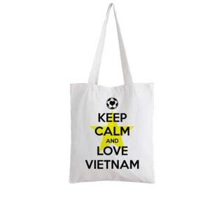 Trí Việt cung cấp túi vải canvas cho các fan, cổ động viên bóng đá khi tới sân cổ vũ cho các trận đấu giá rẻ, chất lượng.
