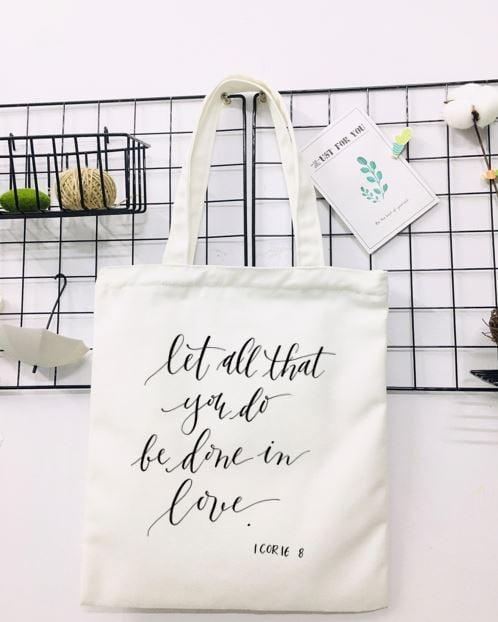Với phương châm mang những giá trị của túi vải chất lượng đảm bảo hiệu quả công việc của bạn, túi vải canvas Trí Việt luôn đồng hành cùng khách hàng