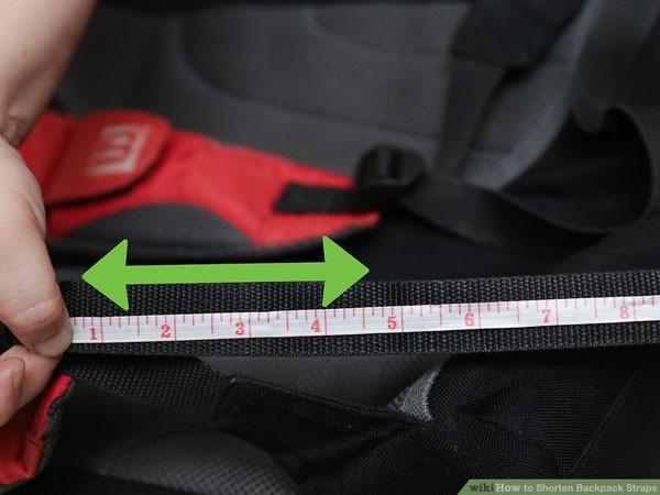 Cách thắt dây đeo balo vải 2 dây nhanh và đúng cách nhất