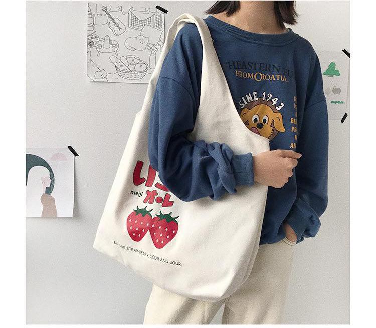 Chiếc túi vải canvas có thể đồng hành cùng các bạn hằng ngày nhờ sự tiện dụng, giản đơn mà lại đặc biệt thu hút của nó