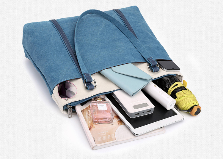 Túi canvas là món quà có tính thiết thực và hữu dụng cao, thông thường các cô đều sẽ thích