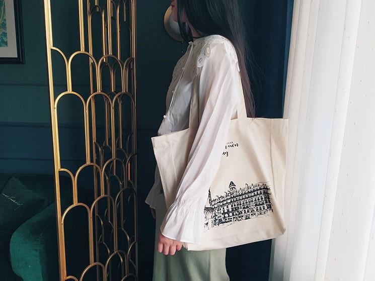 Túi vải canvas chất lượng, thời trang và giá rẻ tại Trí Việt