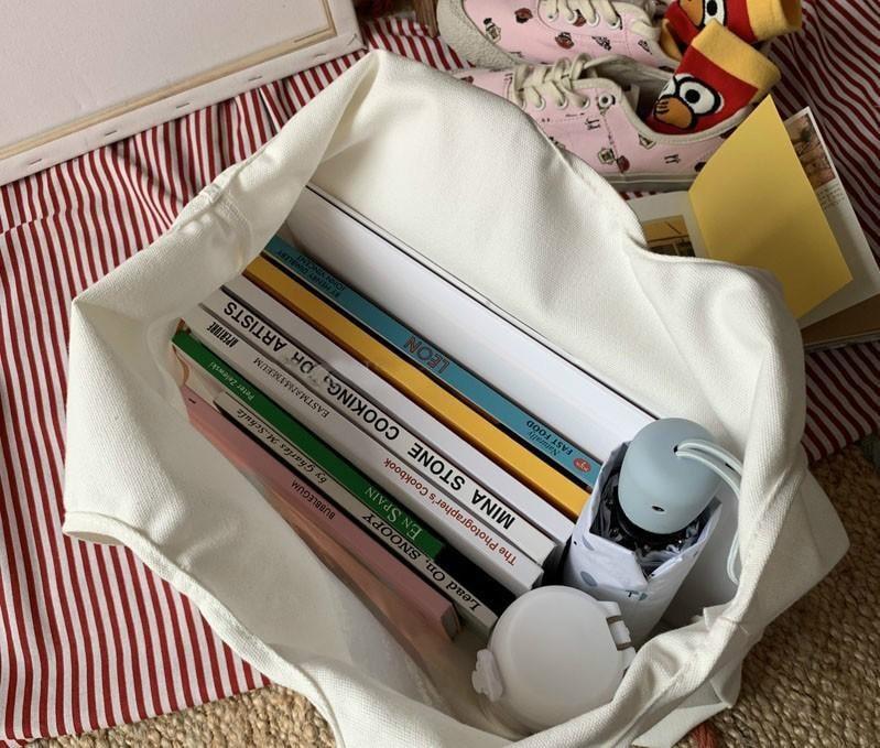 Các kích thước túi vải canvas thông dụng khác nhau cho nhiều nhu cầu sử dụng của khách hàng
