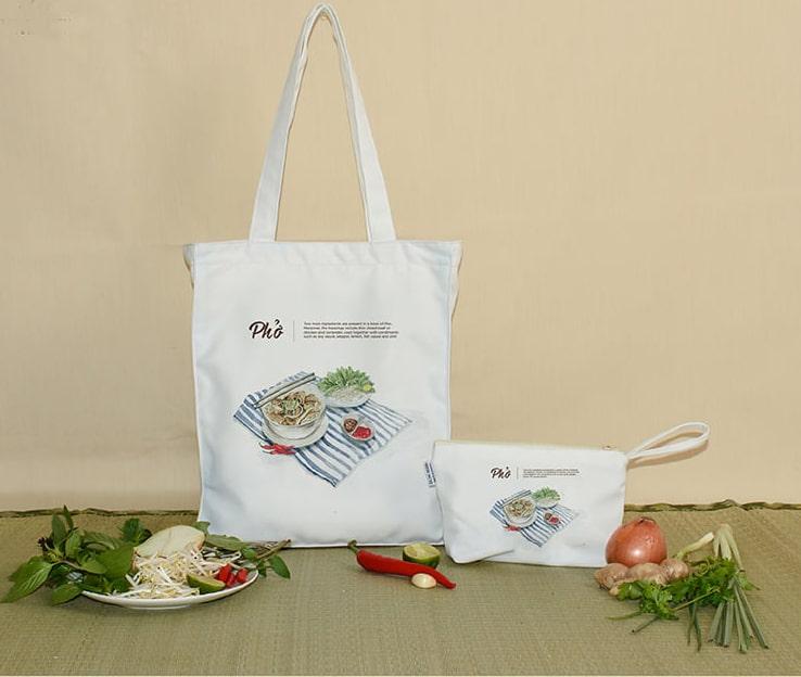 Trí Việt chuyên sản xuất, thiết kế và in ấn túi vải bố uy tín, chất lượng