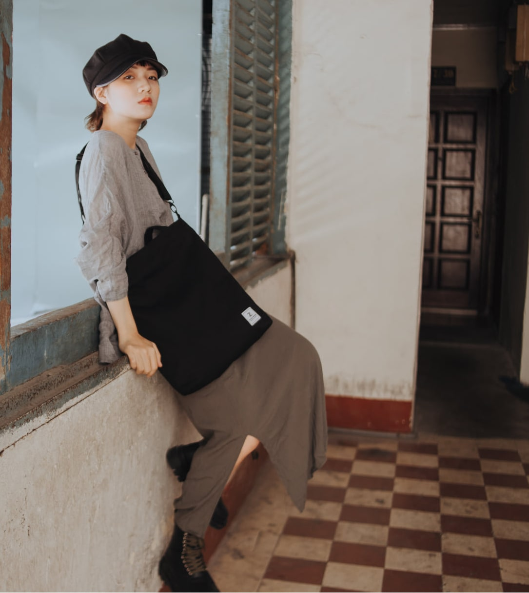 Túi tote vải canvas đúng tiêu chuẩn, giá rẻ, chất lượng tại cơ sở may uy tín Trí Việt