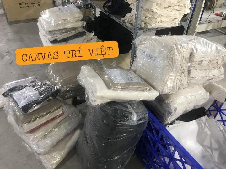 Trí Việt là một địa chỉ cung cấp các loại túi vải canvas chất lượng đảm bảo, mức giá phù hợp trên toàn quốc