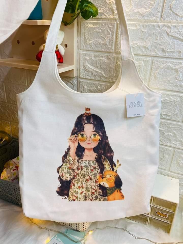 Túi vải canvas tại Trí Việt ý nghĩa, sang trọng phù hợp với từng mục đích sử dụng khác nhau với giá thành hợp lý nhất.
