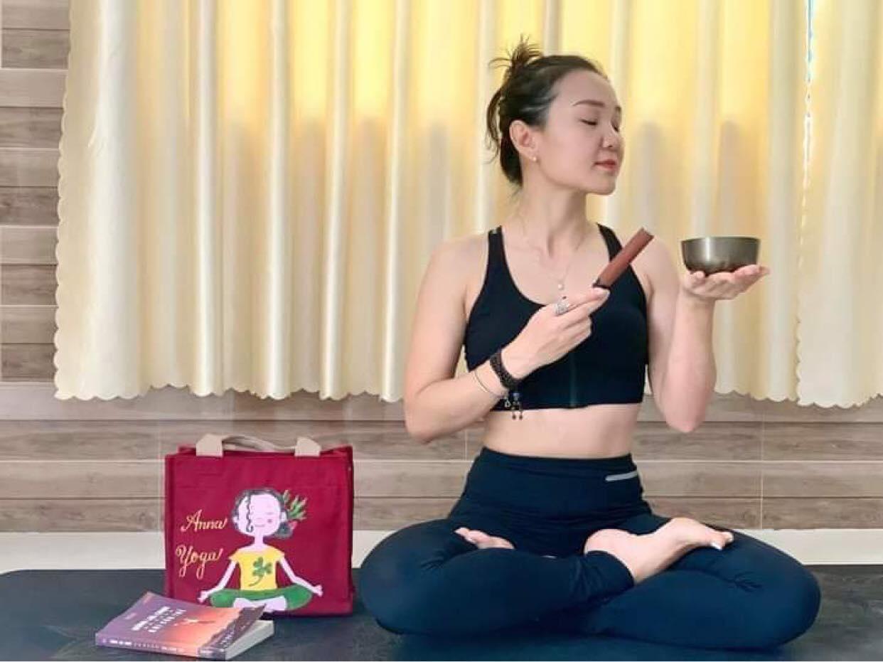 Túi vải canvas là một sản phẩm không thể thiếu với các yogi