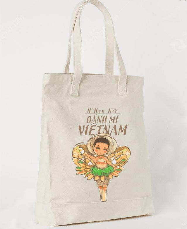Túi vải canvas tại Trí Việt với thiết kế độc đáo, sáng tạo, mẫu mã đa dạng, chất lượng, giá cả cạnh tranh