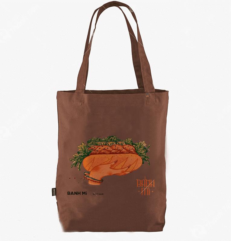 Sở hữu những ưu điểm nổi bật về chất liệu, thiết kế và giá cả phù hợp, chiếc túi vải này có thể đồng hành cùng các bạn hằng ngày